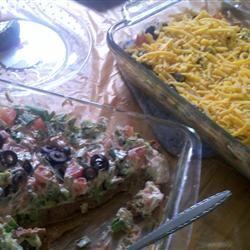 Yummy Taco Salad Dip brainyack9999