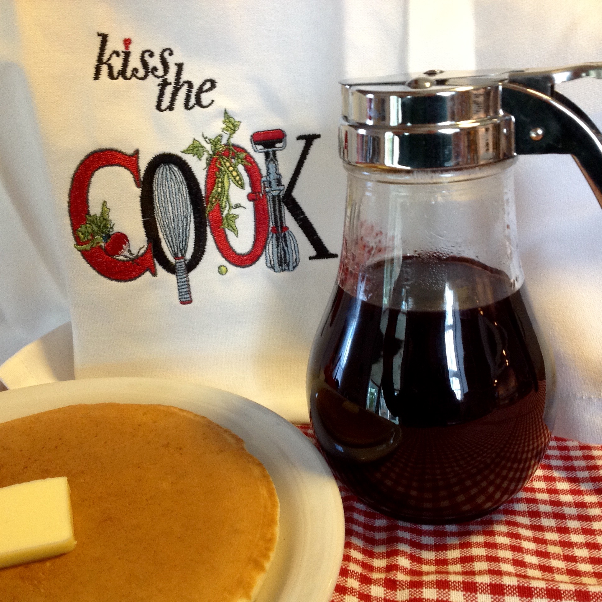 Blackberry Pancake Syrup