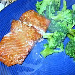 Grilled Salmon II