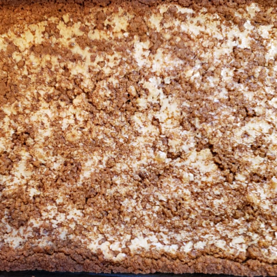 Butterscotch Cheesecake Bars
