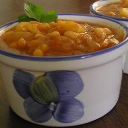 Caribbean White Beans gapch1026
