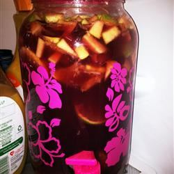 Sangria by the Pros BRENDA WORTHINGTON