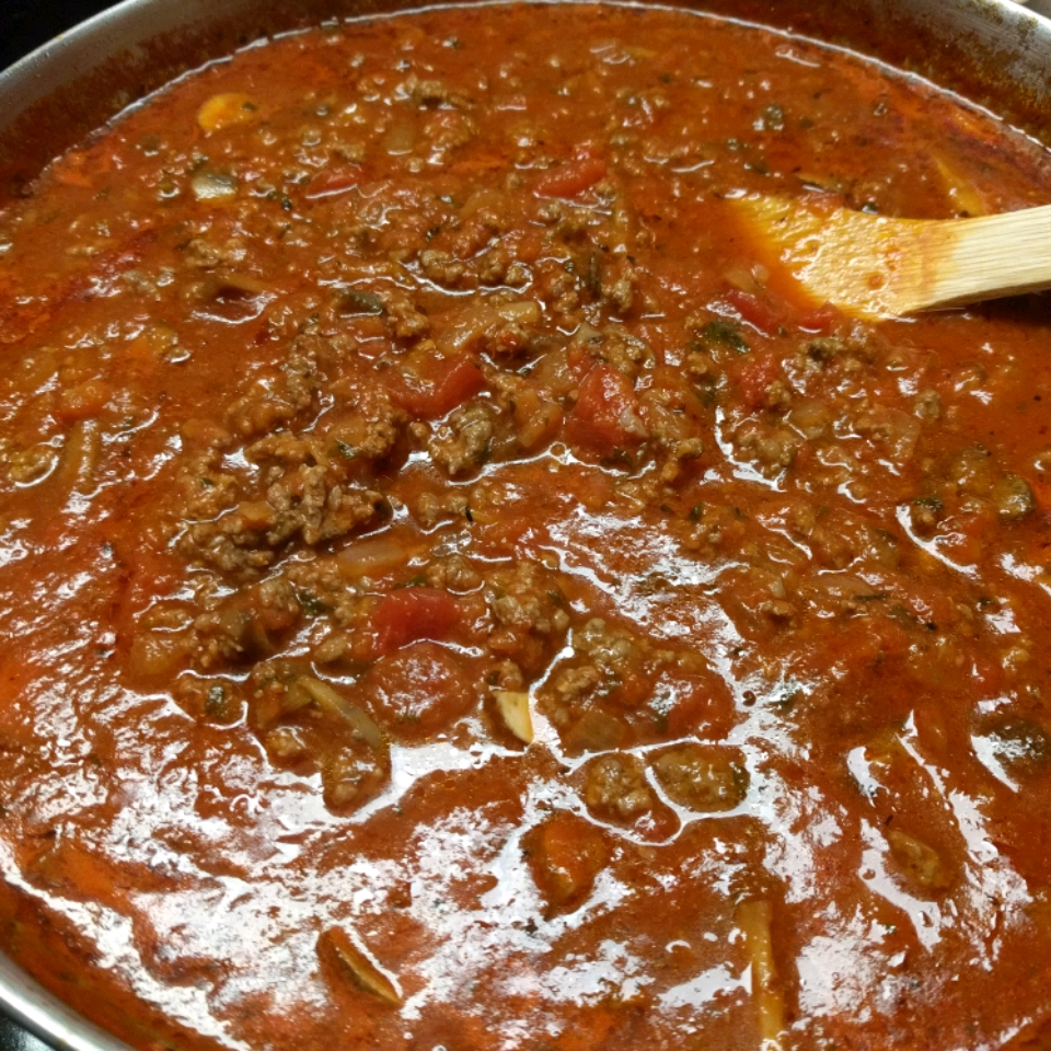 How to Make a Simple Meat Sauce sola84