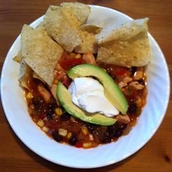 Chicken Tortilla Soup V
