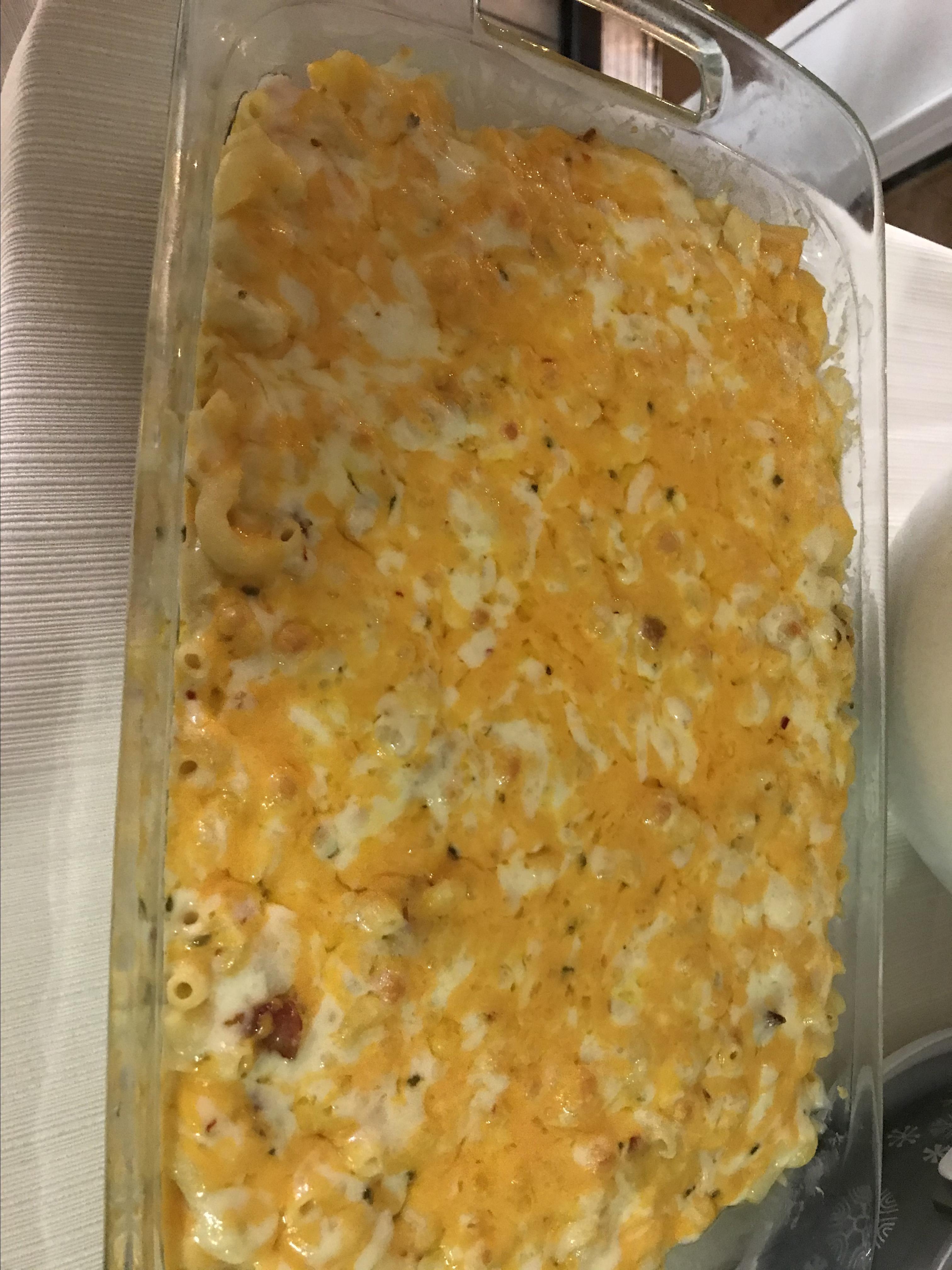 Macaroni and Cheese Bake love_monika