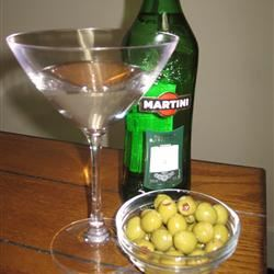 Perfect Gin Martini