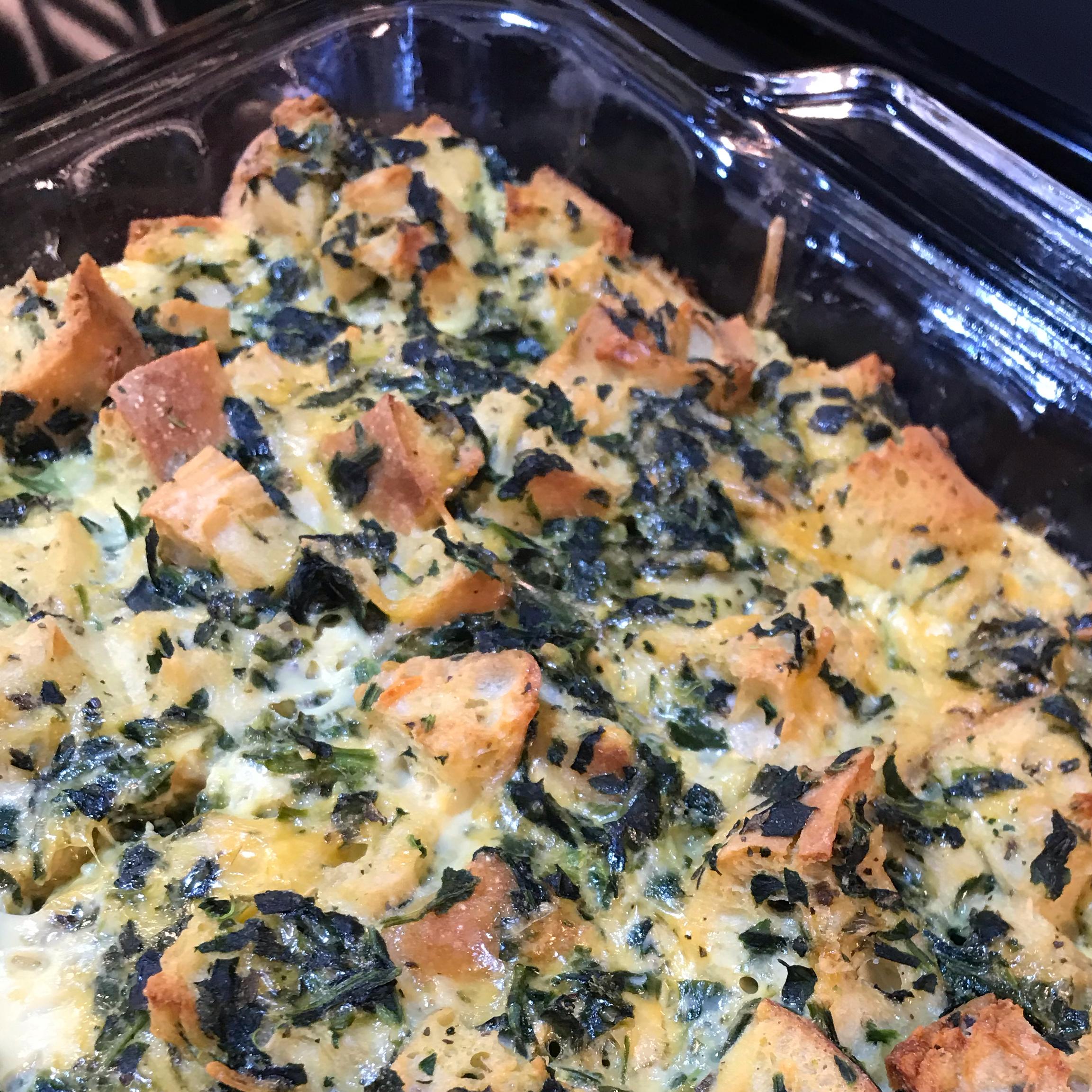 Breakfast Strata ciemail