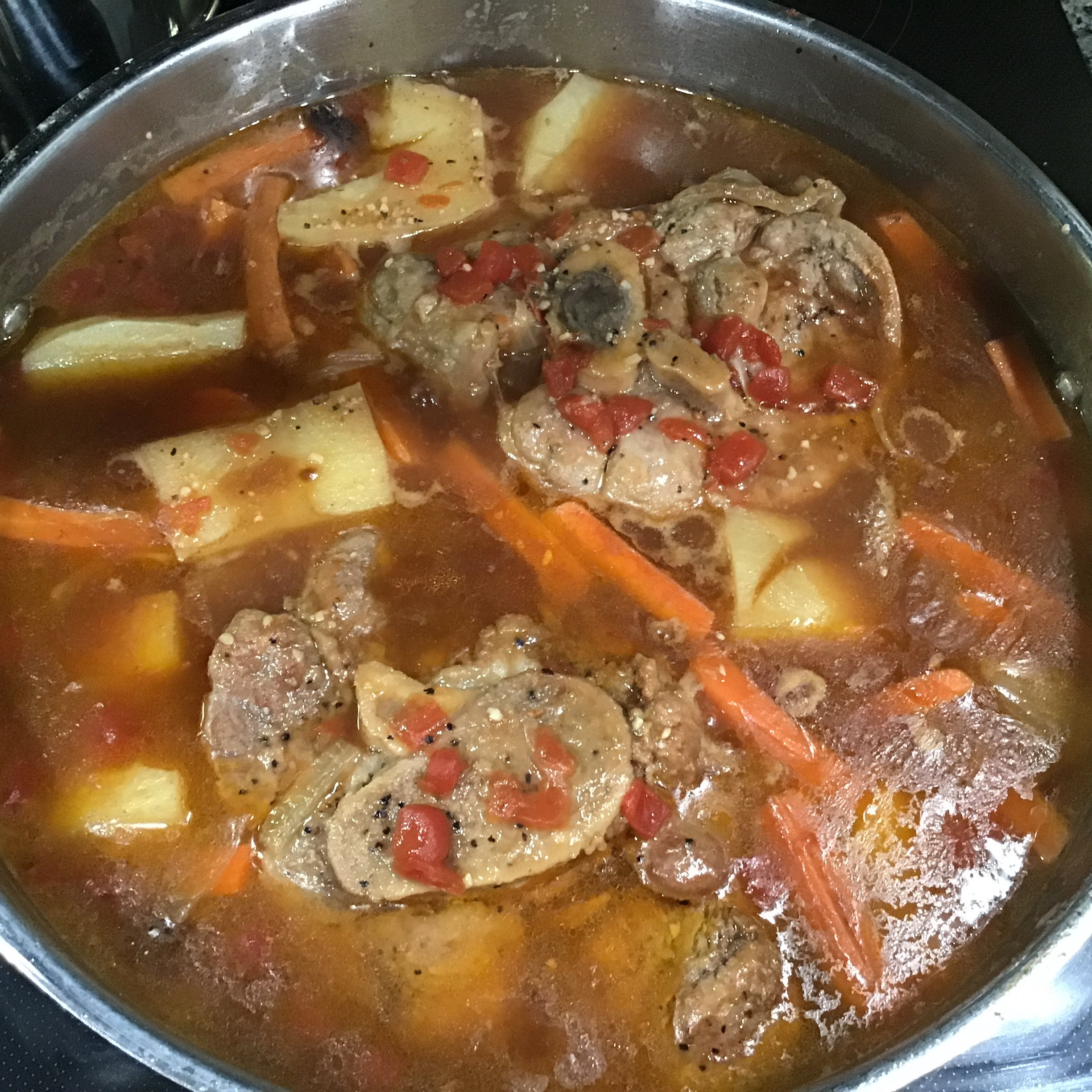 Traditional Osso Buco Esther