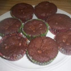 Fudgy Chocolate Chip Muffins Tanaquil