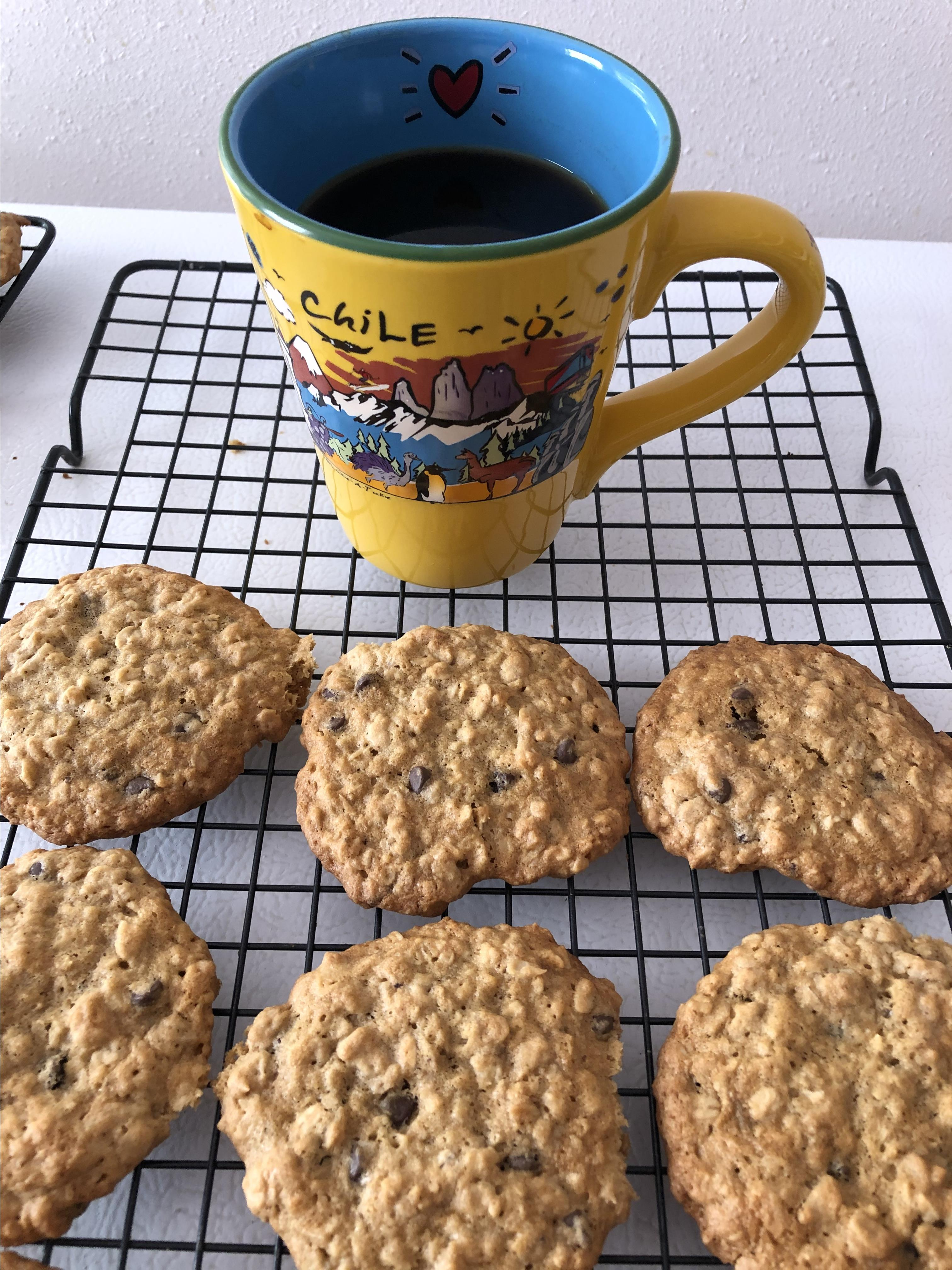 Oatmeal Pudding Cookies Dawn