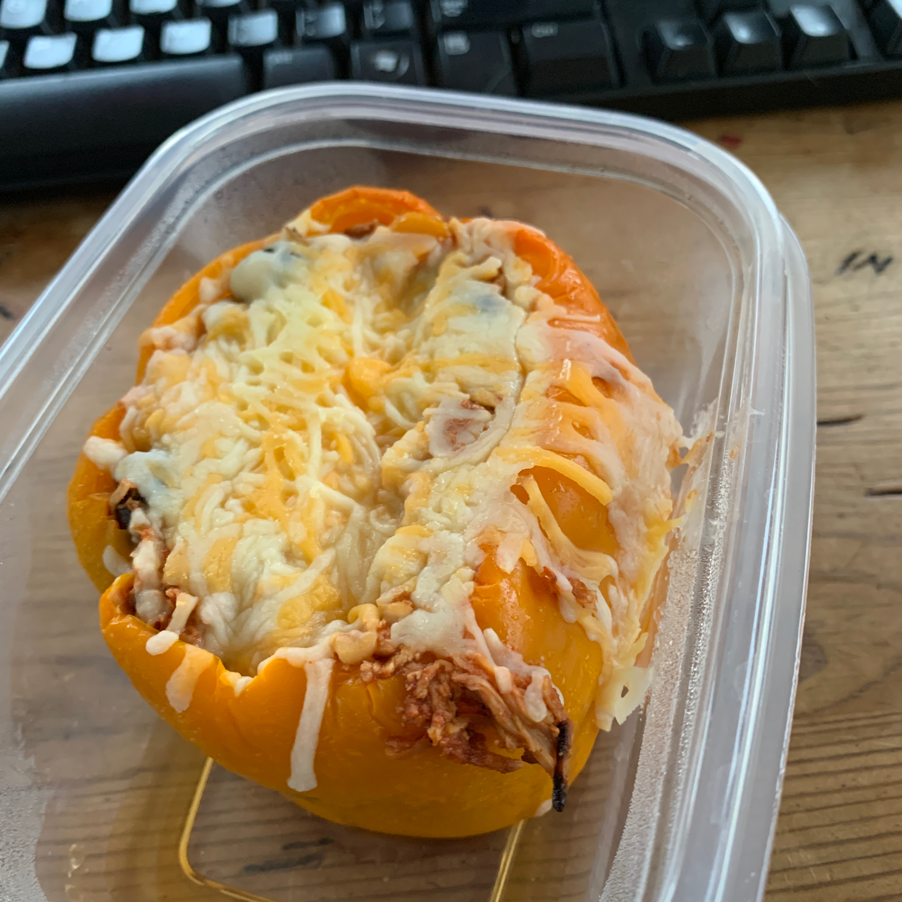 Southwestern Stuffed Bell Peppers (Low Carb) Tammy Smith