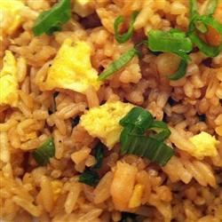 CB's Shrimp Fried Rice