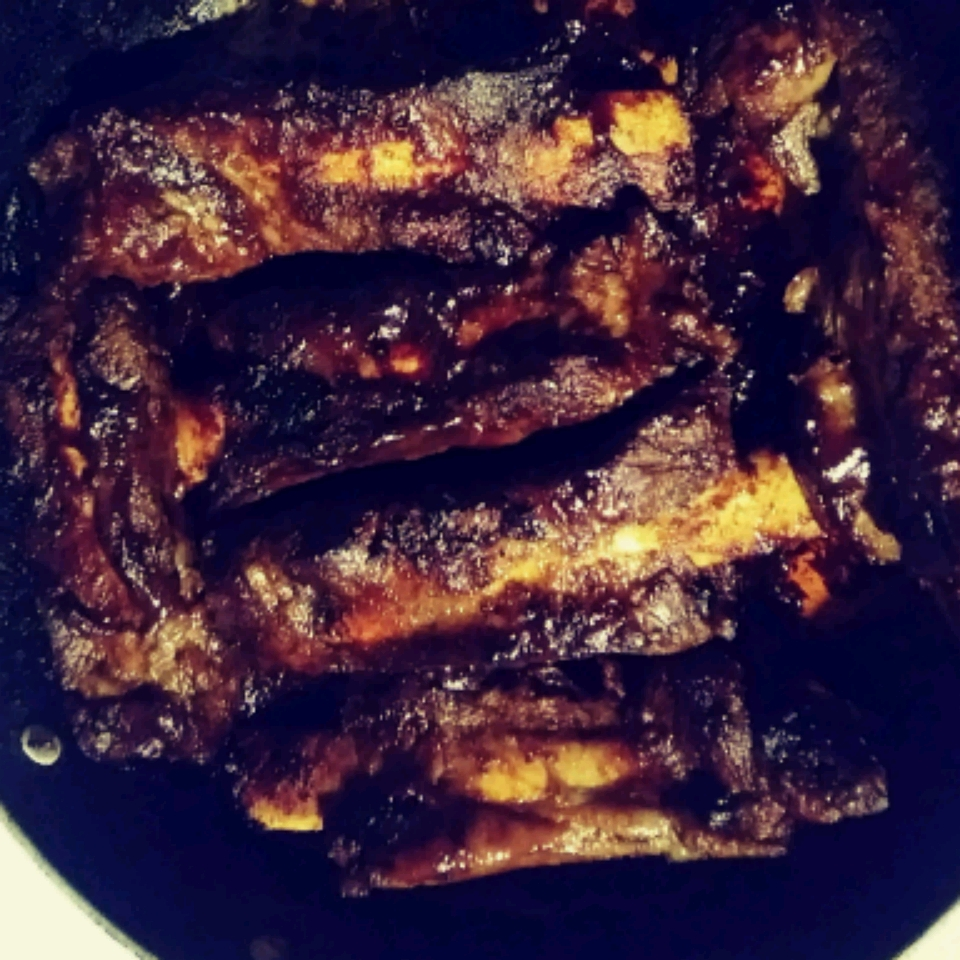 The Real Deal Korean Beef Ribs Jessica Tyler
