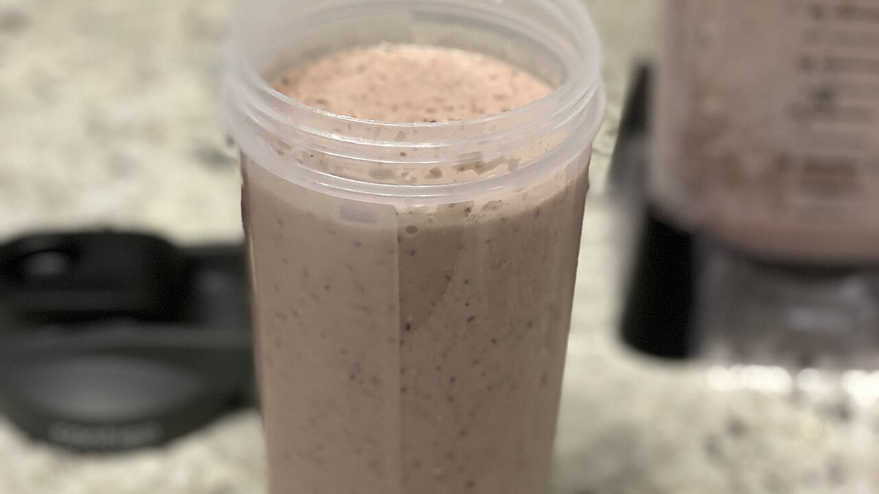 Supercharged Breakfast Smoothie