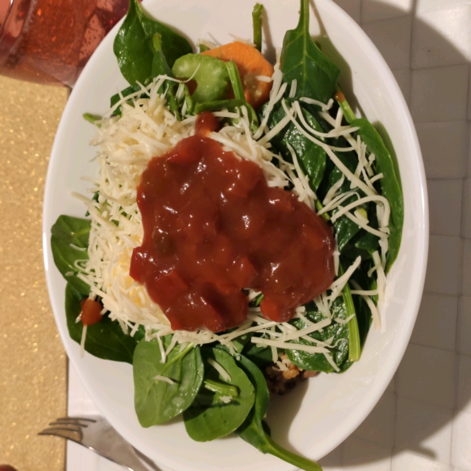 Mexican Chicken Quinoa Salad Mary K. Pulliam