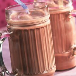Chocolate Mug Milkshake