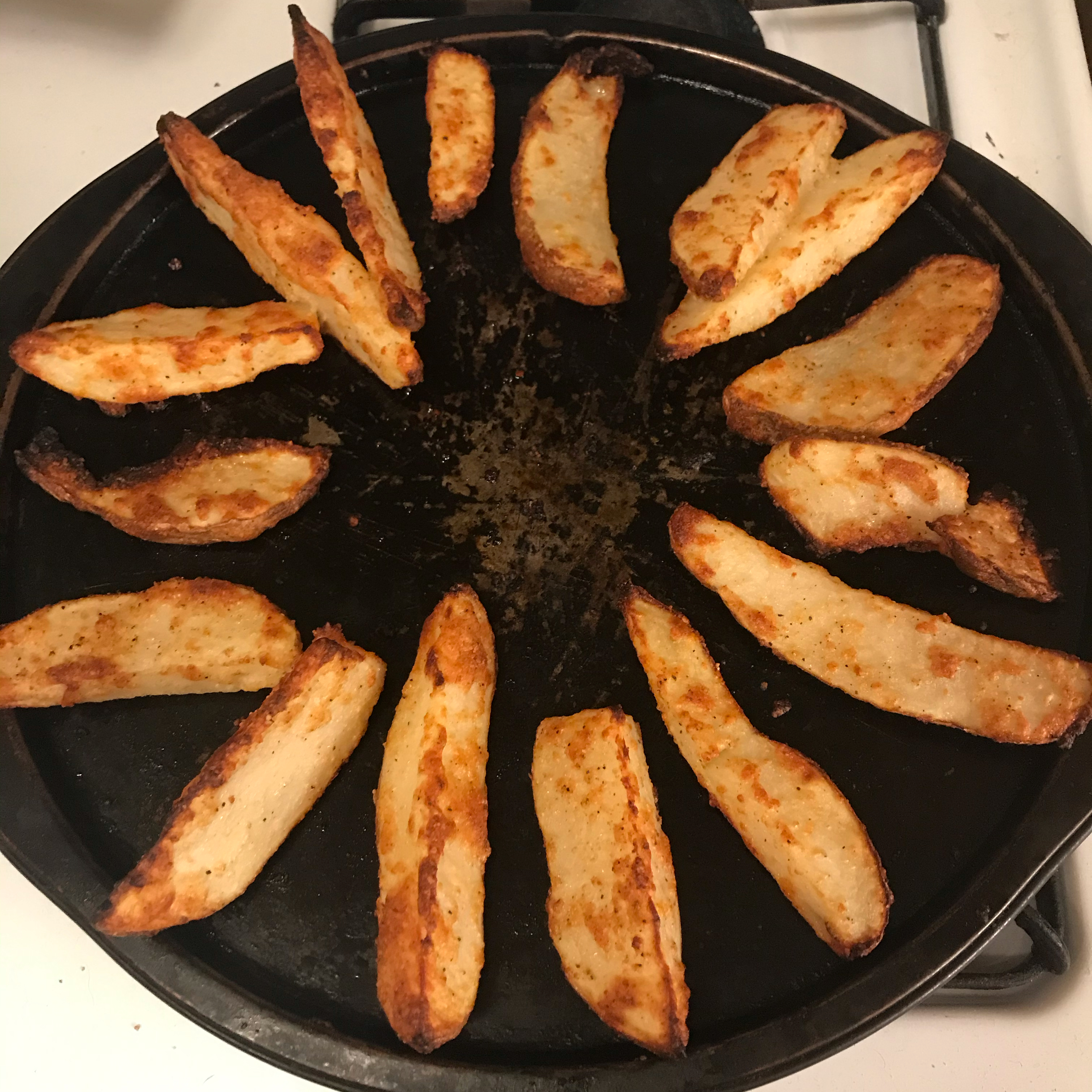 Oven Fresh Seasoned Potato Wedges