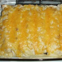 Chicken Enchiladas V kimbernic