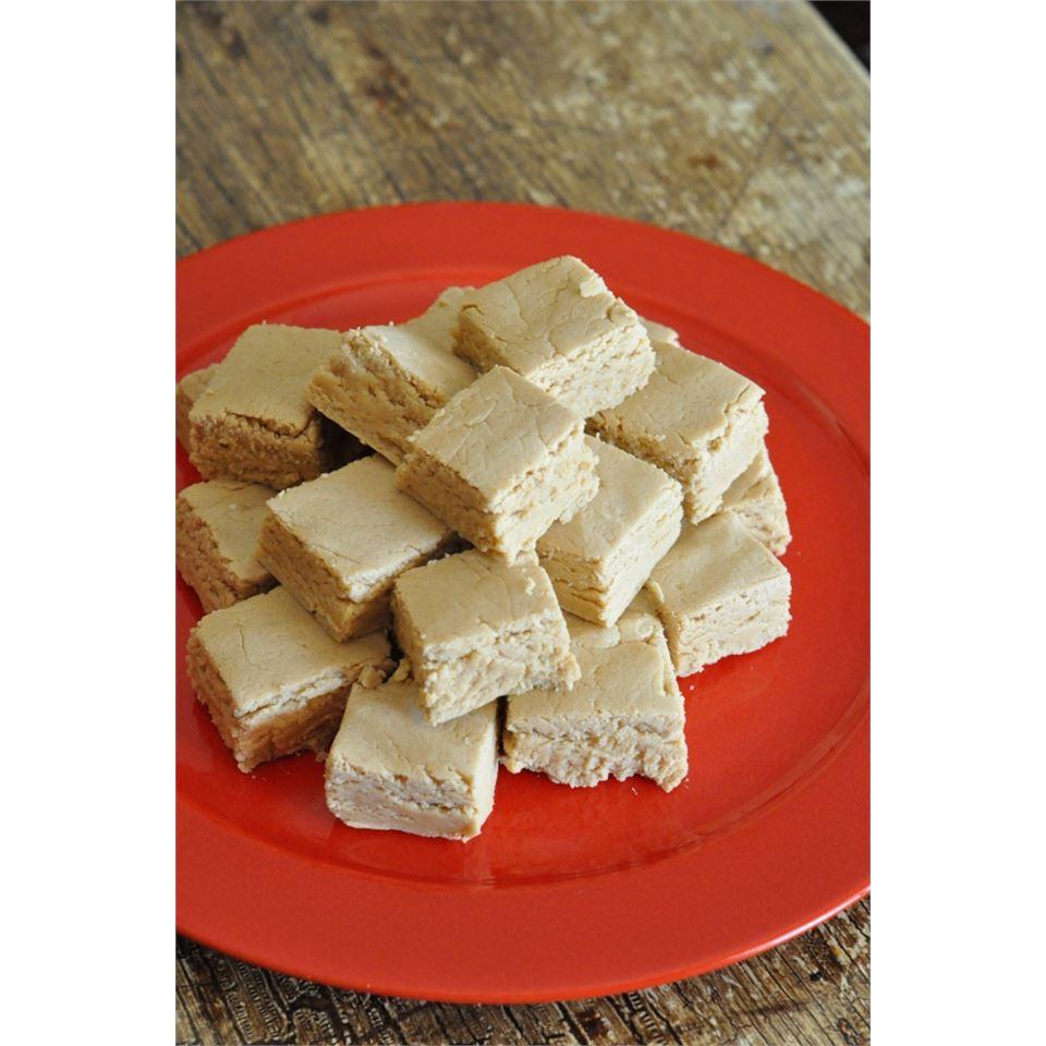 Peanut Butter Fudge Elizabeth Bourgeois Fuller