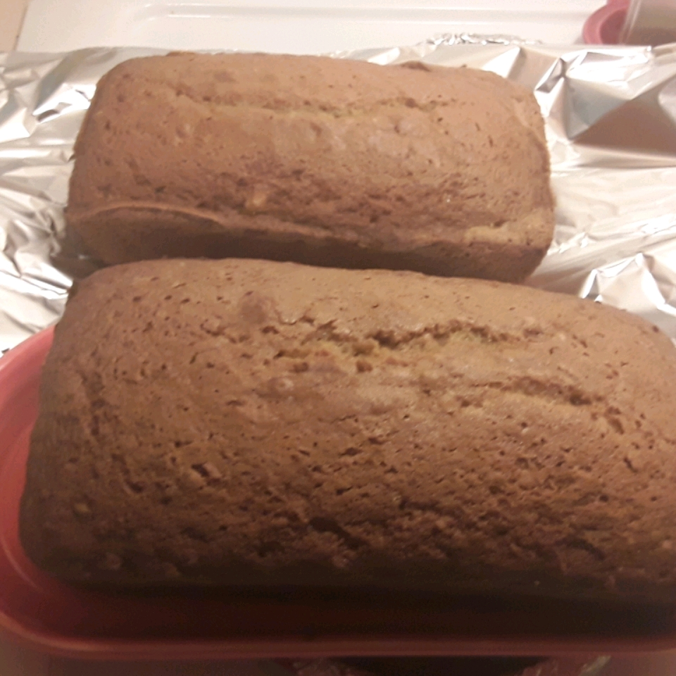 Autumn Spiced Butternut Squash Bread