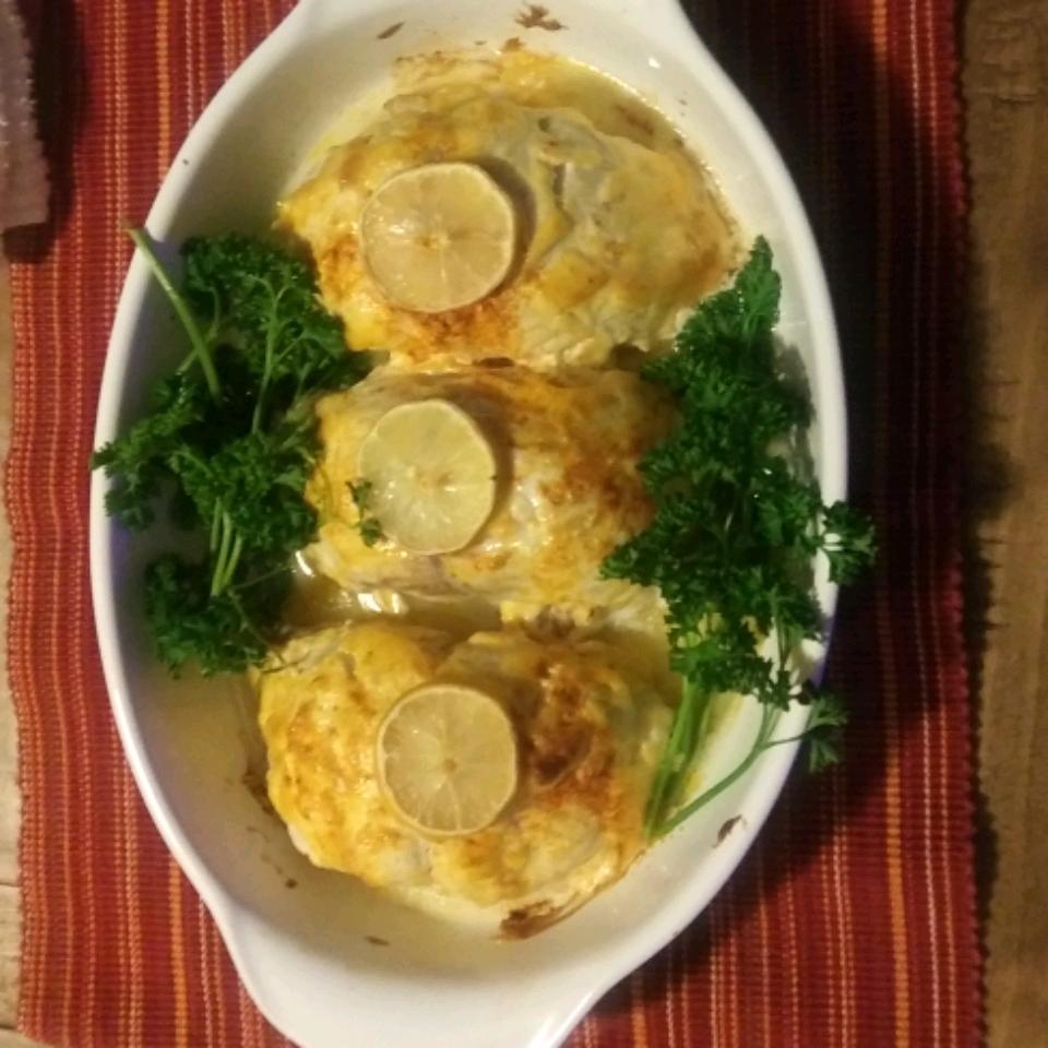 Chef John's Crab-Stuffed Sole Joe Gonzales