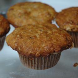 Banana Muffins with a Crunch Erin