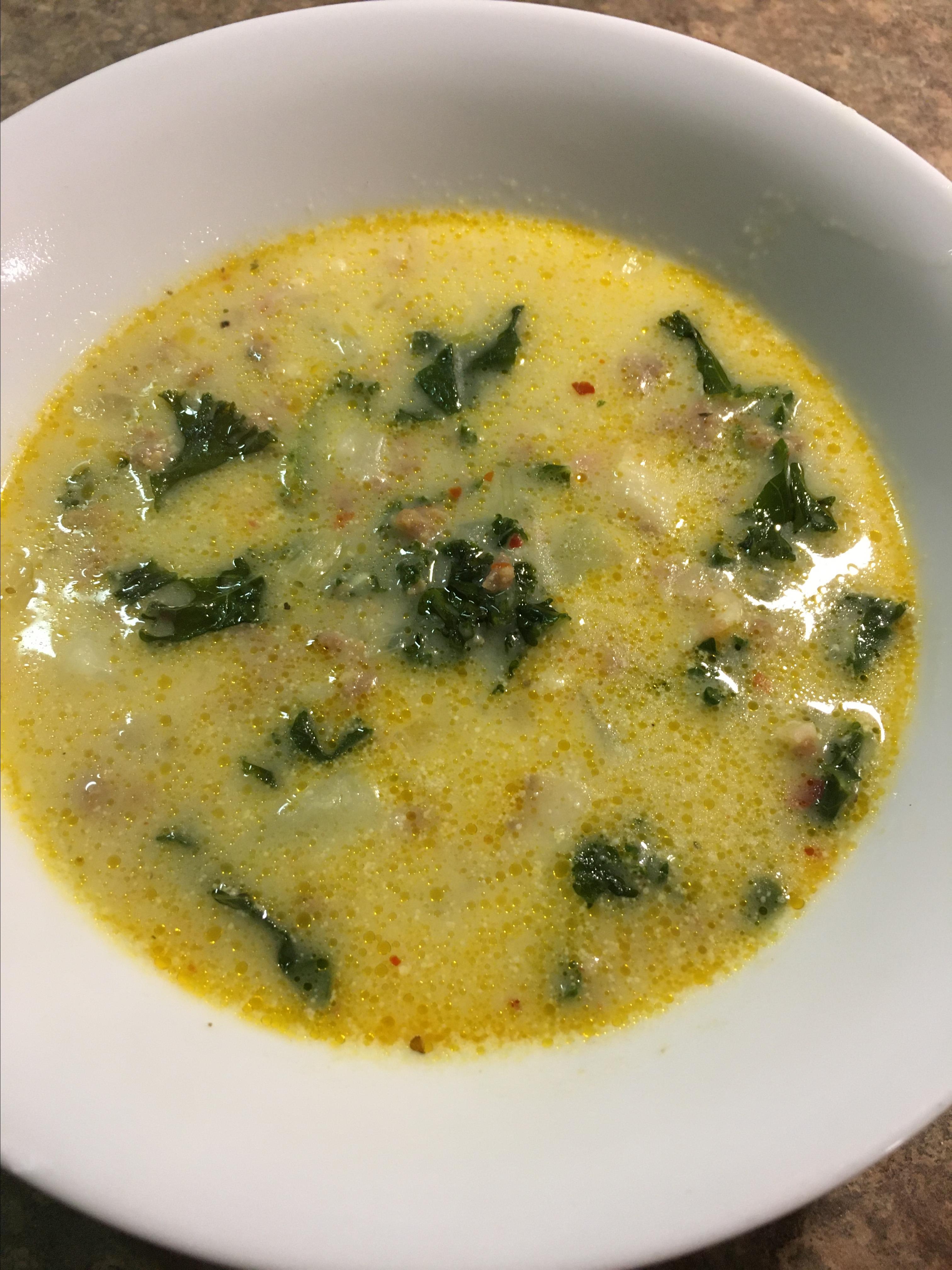 """""""OG"""" Zuppa Toscana Soup Jason Kirkham"""