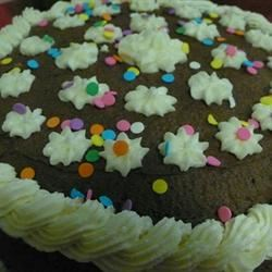 Easy Party Cake