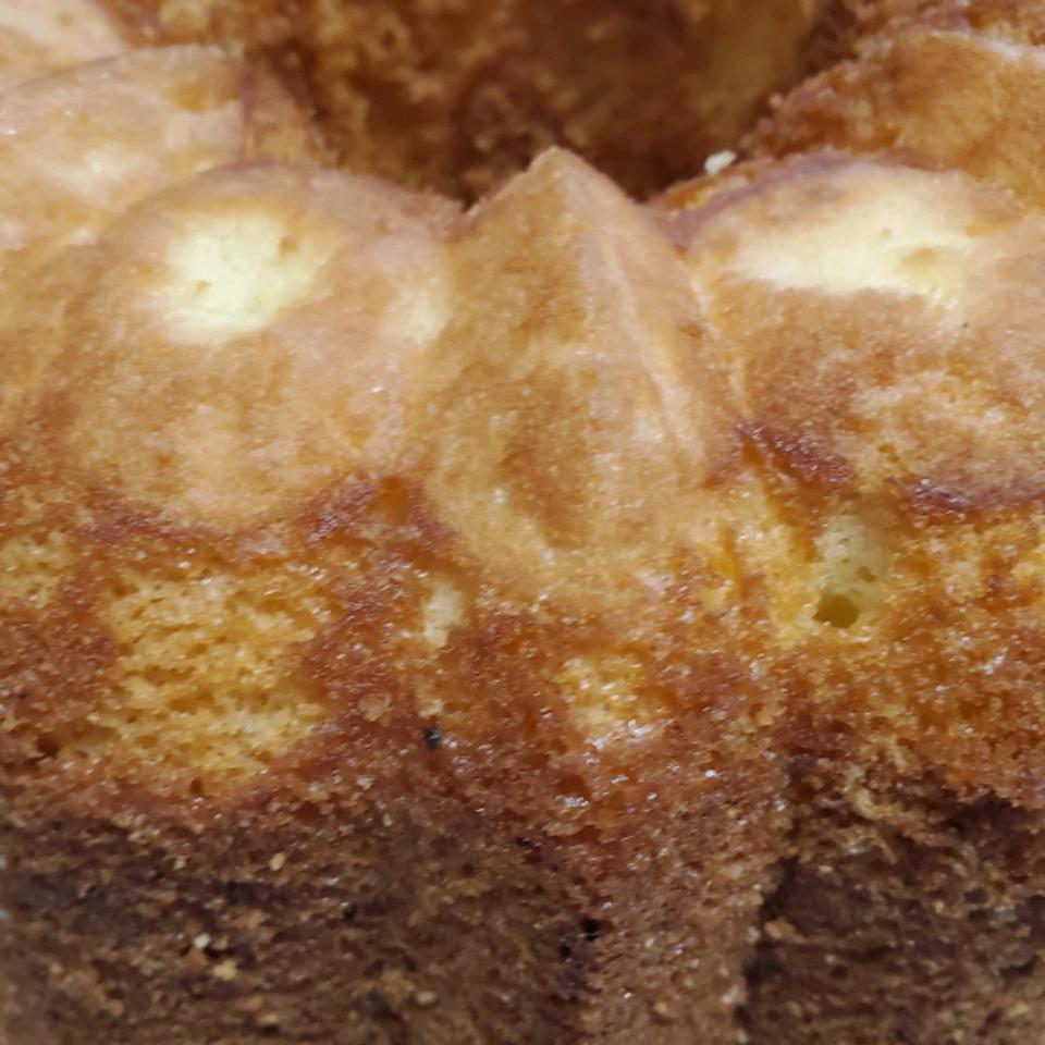 Egg-Yolk Sponge Cake Richard A. Sanders