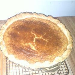 Holiday Eggnog Pie KERYNE