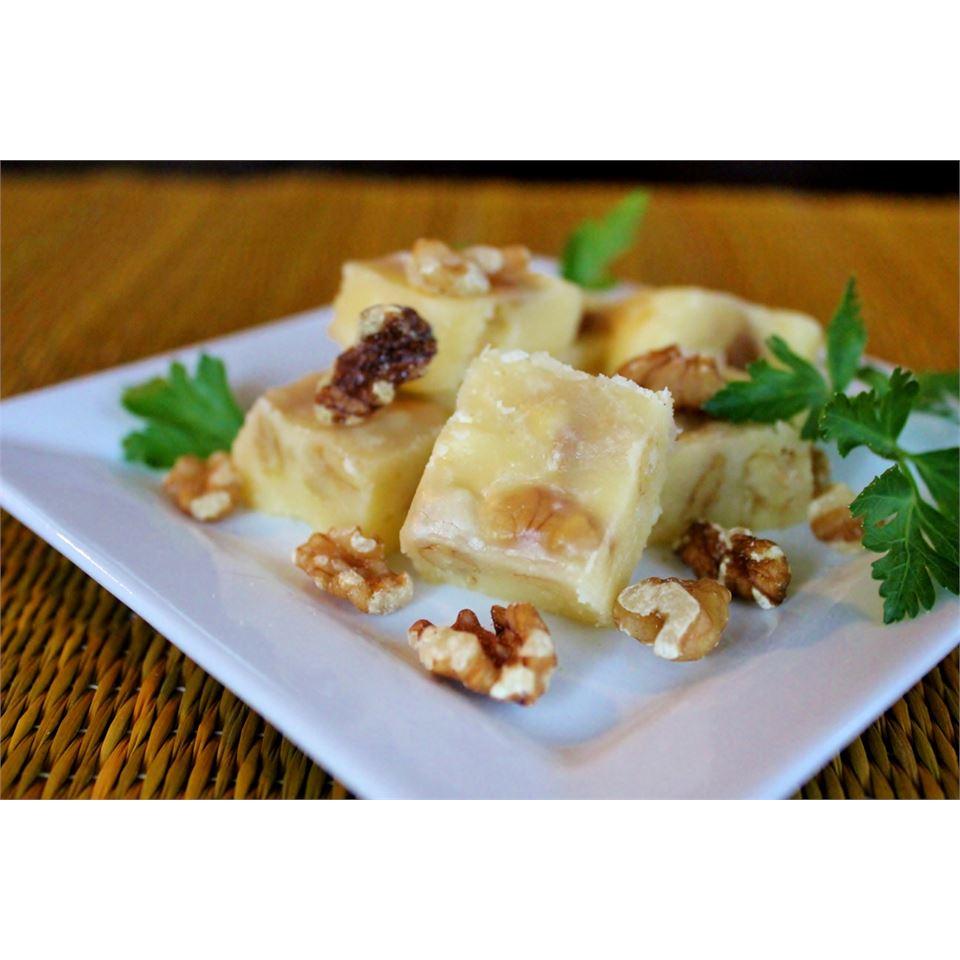 Easy Microwave Maple Fudge Melissa Goff