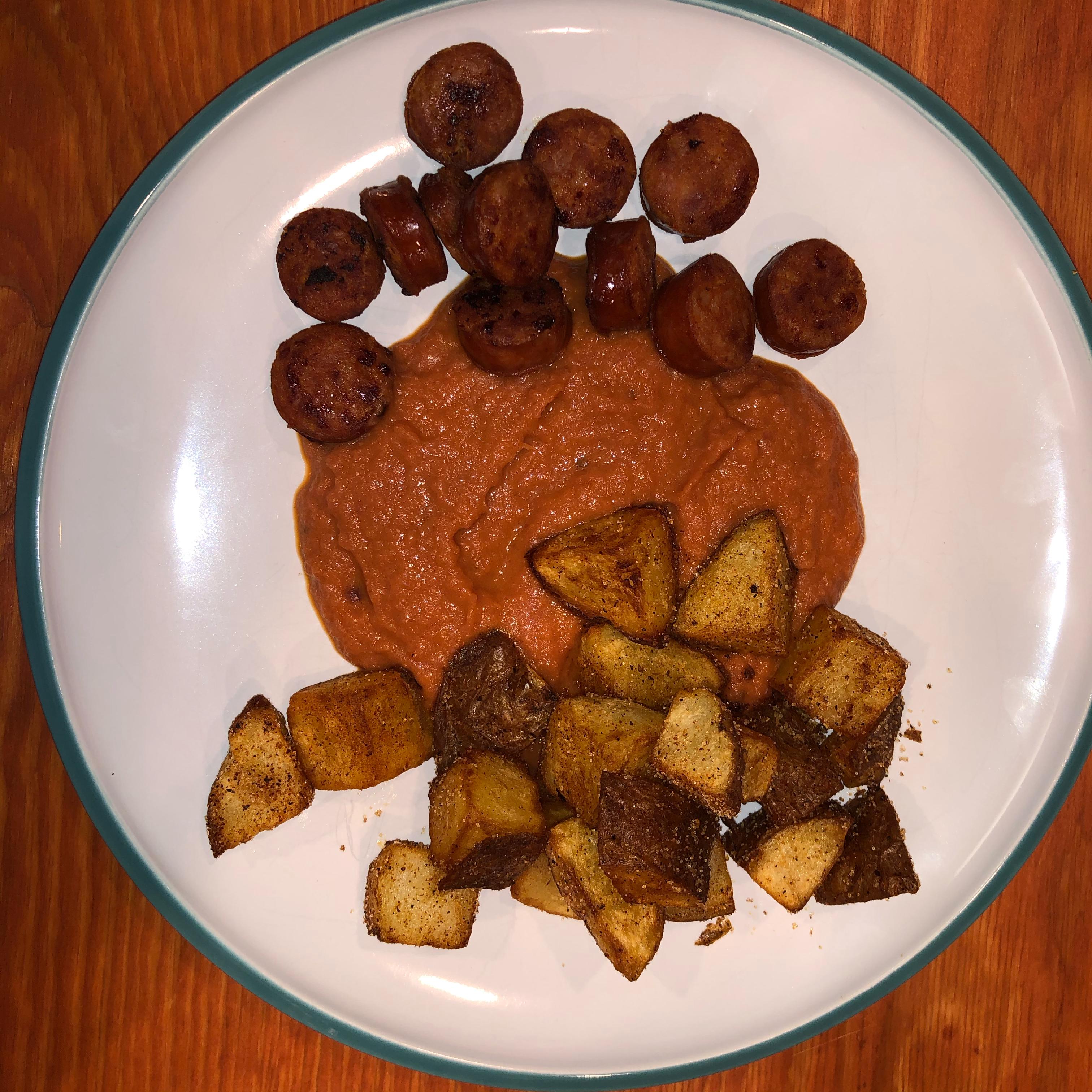 Chef John's Patatas Bravas AliB