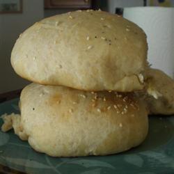 Soft Sandwich Buns
