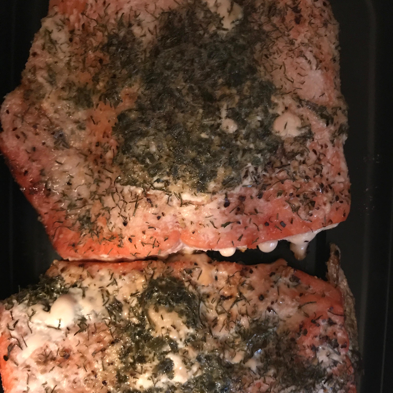 Salmon with Dill tigress22