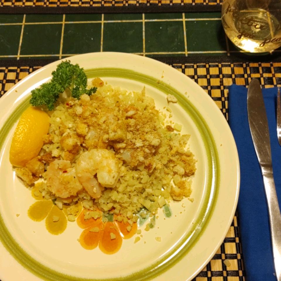 Lighter Baked Shrimp Scampi Cindi Byrd