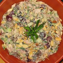 Mendocino Chicken Salad PAMELA D. aPROpos of nothing