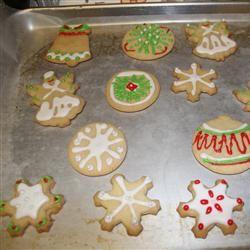 Sugar Cookies V