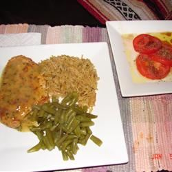 Chicken with Lemon Sauce Cathy Boatright