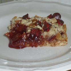 Raspberry Squares for Junior Chefs Liana