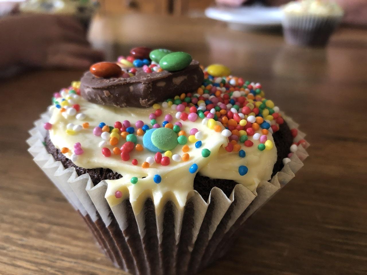 Chocolate Cupcakes Michelle Hanslow