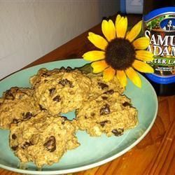 Beer Cookies chloeliz