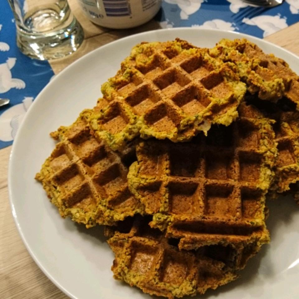 Waffled Falafel tashatravay