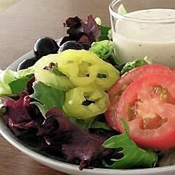 italian restaurant style salad dressing ii recipe