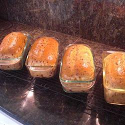 Una's Cheddar Beer Bread