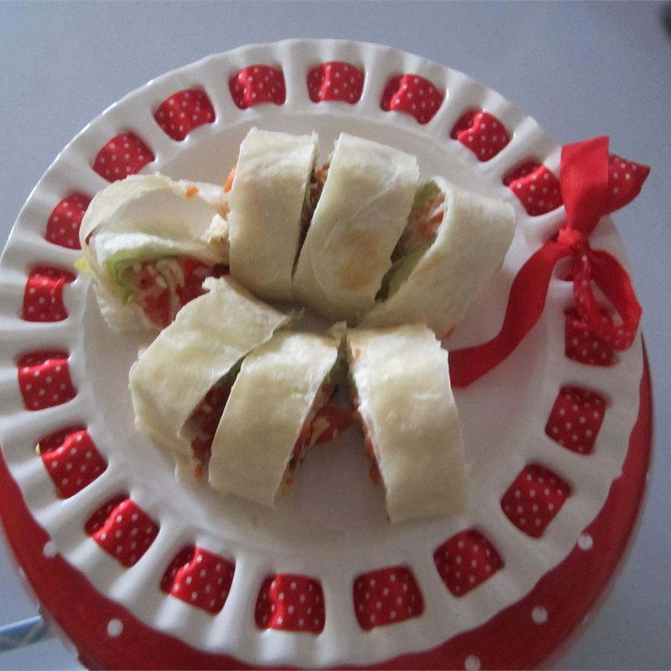 Easy Snack Wraps