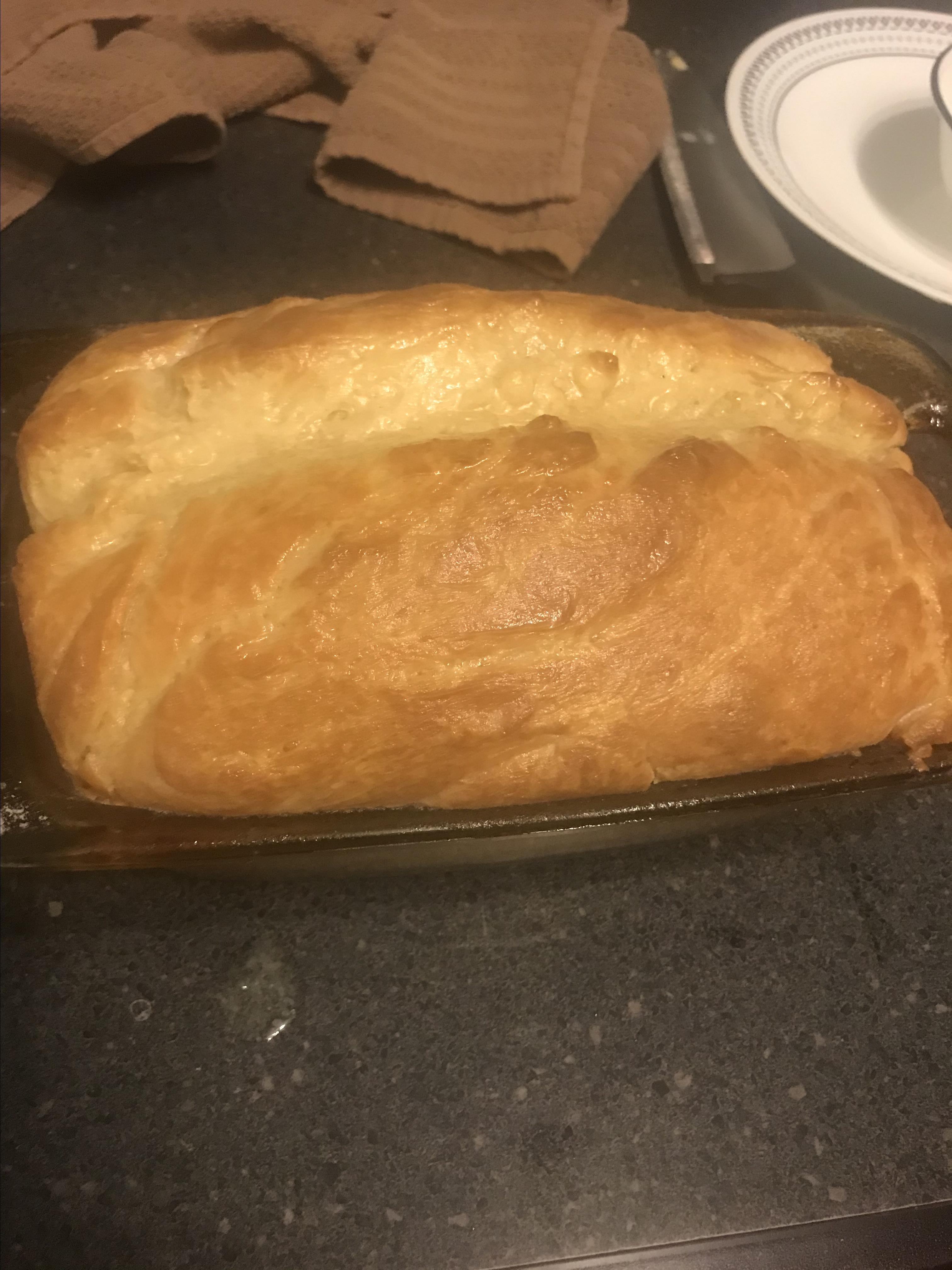 Chef John's White Bread