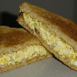 Awesome Egg Salad with a Kick MOLLE888