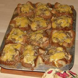 Hamburger Muffins J Bates