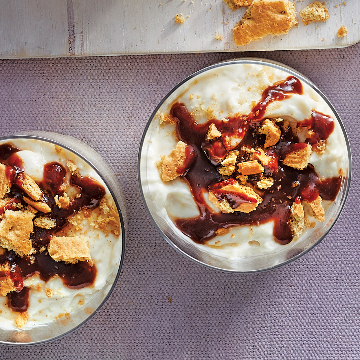 S'more Parfaits Trusted Brands
