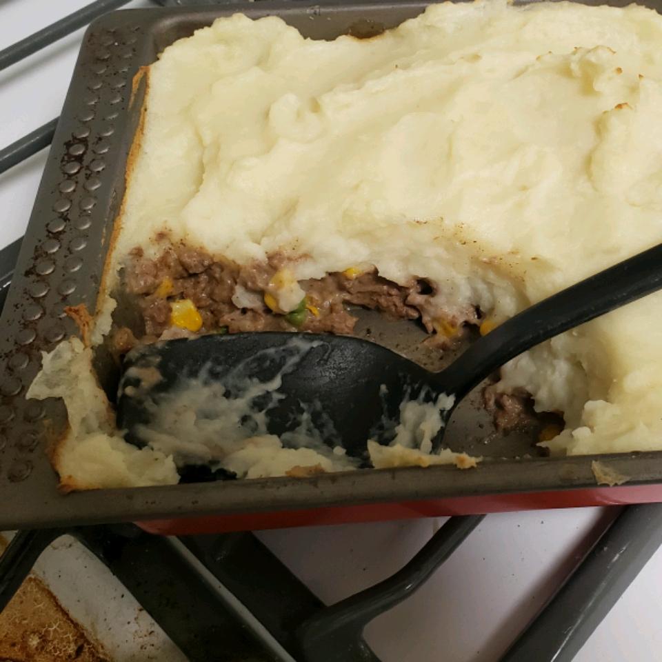 Shepherd's Pie hakel